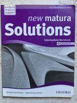 New matura solutions- intermediate workbook