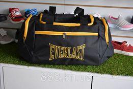 Хит! Спортивная сумка Everlast, мужская сумка для спортзала,