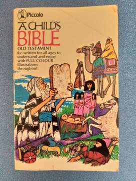 A Child's Bible - Old Testament - Piccolo - Bible.