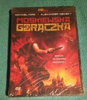 Moskiewska gorączka film DVD 89 minut -folia