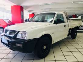 2007 Mitsubishi Colt 2000i Single Cab Bakkie. LWB.  GREAT BARGAIN!