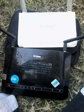 D LINK WIFI ROUTER ADSL