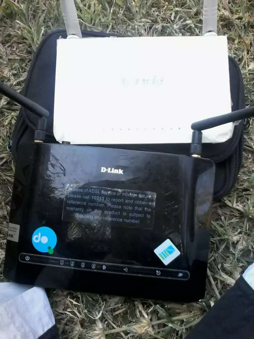 D LINK WIFI ROUTER ADSL 0