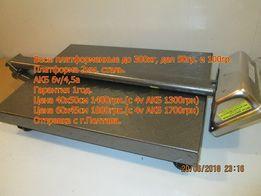 Весы торговые Олимп TCS-К-2 вес 0-40-100-300кг. С гарантией 1год!