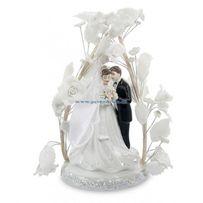 Свадебная статуэтка на торт Pavone новая