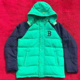 Turquoise Red Sox MLB Bomber