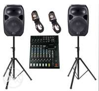 Sound systems for hire 0