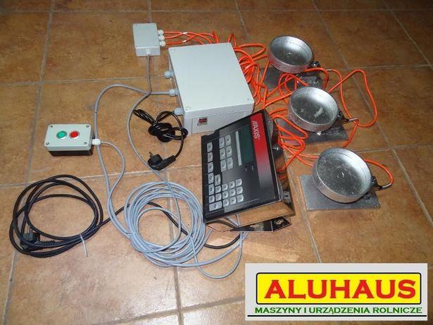 Waga dozująca Axis 4500 kg + wyjścia do sterowania Dakowy Suche - image 2