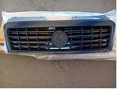 решетка радиатора Fiat Doblo, фиат добло капот,бампер,крыло купить