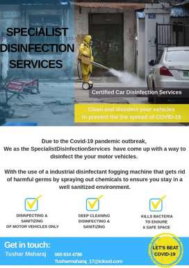 For all your cleaning requirements