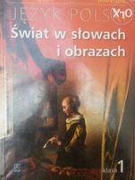 Język Polski - Świat w słowach i obrazach Gimnazjum kl 1.