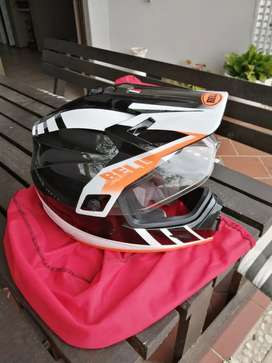 Bell & Just1 Adventure helmets for sale