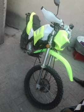 No Limit 250cc