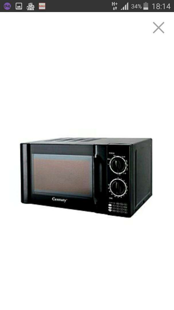 Century microwave oven  ( 20litres) 0