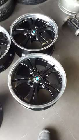 "17"" BMW rims 5x120pcd for sale"