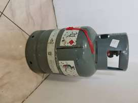 9KG Gas tank and gas heater
