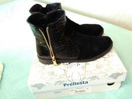 Сапоги-ботинки 39