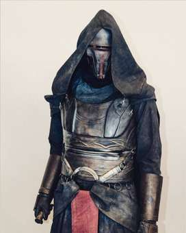 Star Wars Darth Revan Cosplay Costume Outfit suit