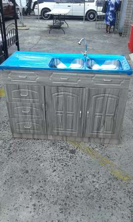 Brand new double zinc cupboard for sale