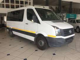 VW CRAFTER 16 SEATER 2015 FOR SALE