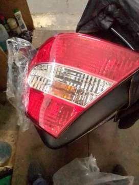 Toyota Camry tail lamp 2003