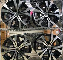Новые оригинальные диски Volkswagen Touareg R19 5-130