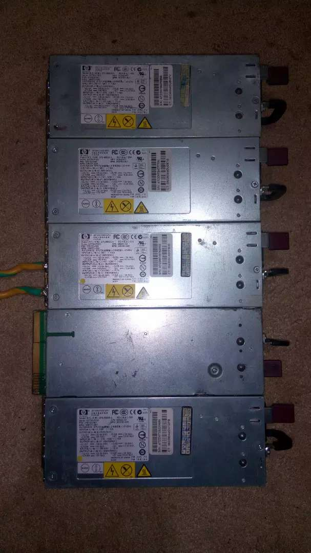 Power supply hp 12volts 82 amps 0