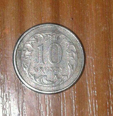 Продам 10 грош 1992 года
