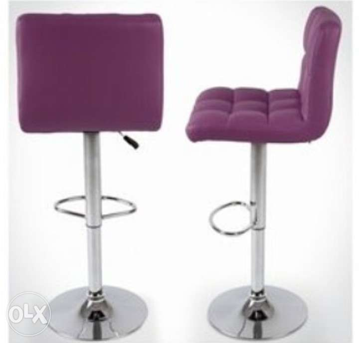 2 set of armless bar stool 0