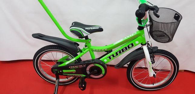 Rower BMX Rocky koła 16 cali Piła - image 4