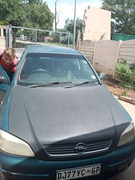 Opel astra classic 2002