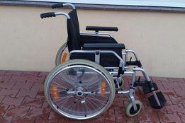 Wózek inwalidzki rehabilitacyjny Szczecin - jak nowy