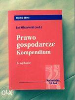 Prawo gospodarcze Kompendium 6. wydanie