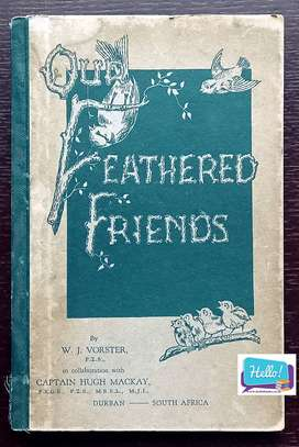 W. J. Vorster Our Feathered Friends