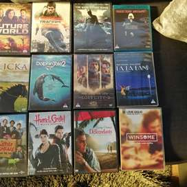 DVDs x 22 and two Blueray