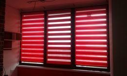 Рулонные шторы (тканевые ролеты) делайт