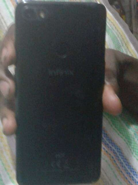 Infinix hot 6 black 0