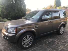 land rover discovery 4 TDV6 HSE 2010