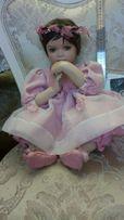 Срочно!Скидка!Фарфоровая кукла Gloria at van Pamela Erff