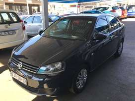 Pre-owned 2015 VW POLO VIVO 1.4 SEDAN