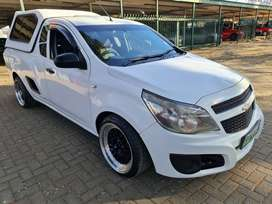 `2013 Chevrolet Utility 1.4i AC-Only 153500km-Canopy and Mags-R94900