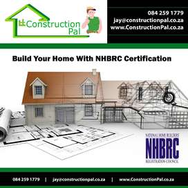 NHBRC Registered Builder & Contractor