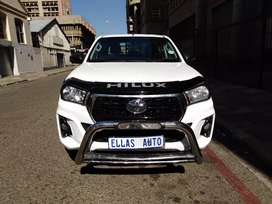 Pre Owned 2018 Toyota Hilux 2.4 GD-6