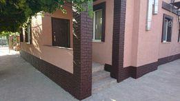 Наружное утепление стен,фасадные работы