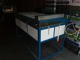 Kiln for glass slumping & fusing for sale