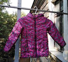 Куртка детская демисезонная DEMIX на девочку
