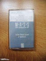 Kasety M.A.S.S. MASS Music Assembling Electrosphere Gore