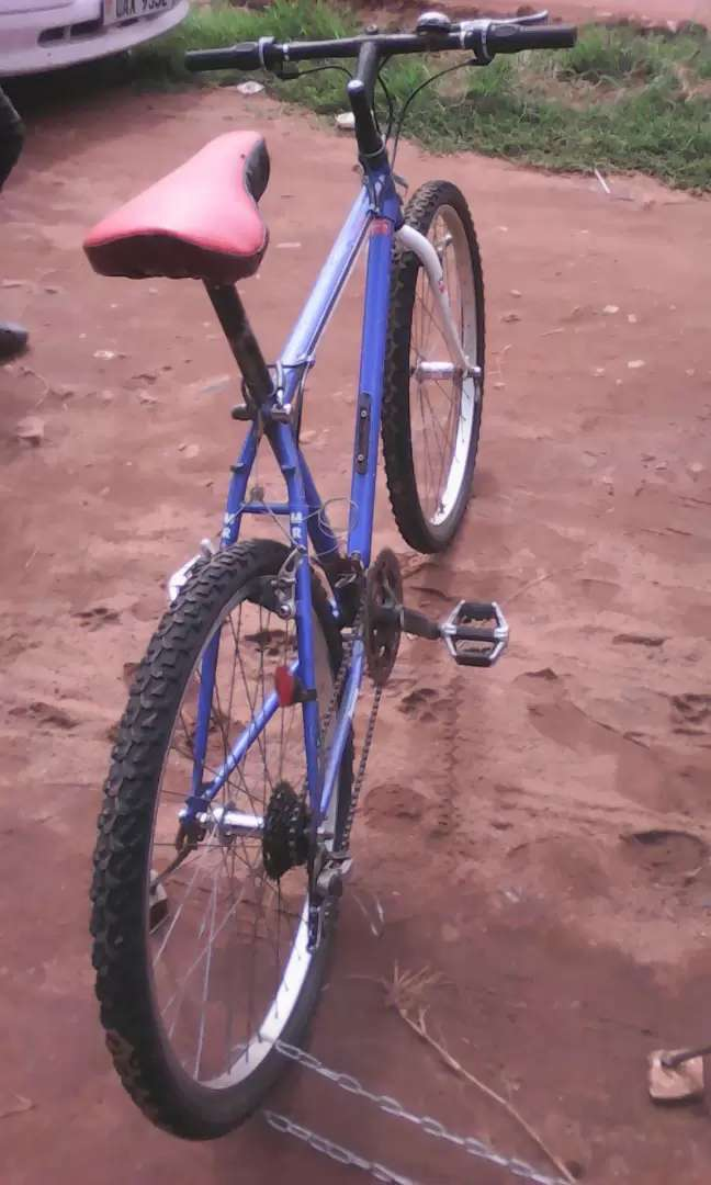95% new mountain bicycle 0