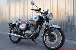 Kawasaki W250 Estrella (cafe racer, bobber, classic custom)