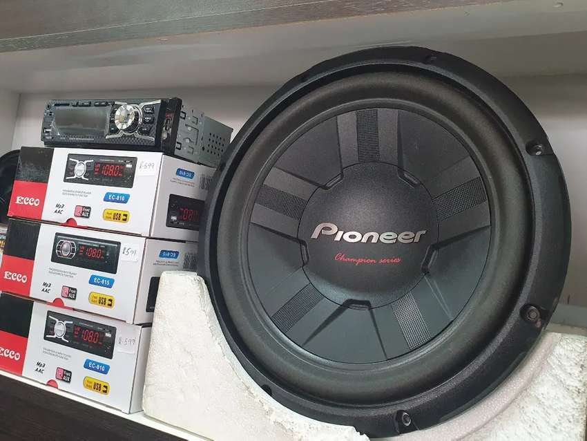 All kind of car sound available at good prices